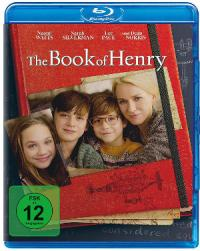 The book of Henry - bd-cover | Coming of Age Thriller