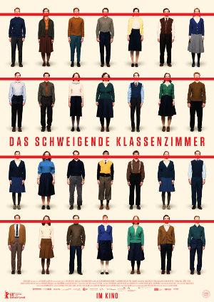 Das schweigende Klassenzimmer - Poster   Drama in der DDR