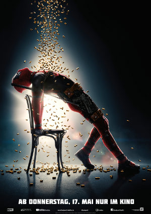 Deadpool 2 - Poster | Comicheld Actionfilm