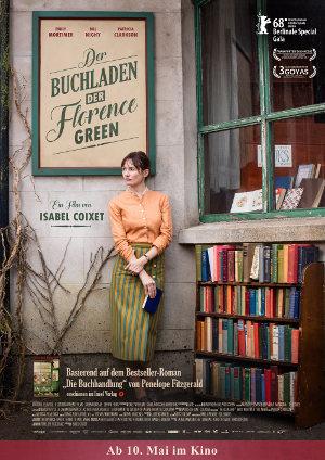 Der Buchladen der Florence Green - Poster | Drama nach Roman
