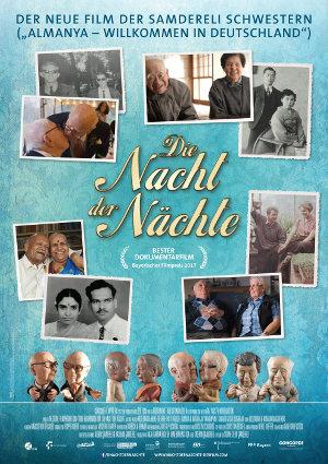Die Nacht der Nächte - Poster   Dokumentarfilm über alte Paare