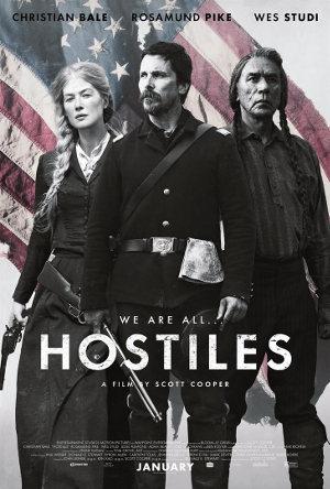 Feinde - Hostiles - Teaser | Western mit Christian Bale