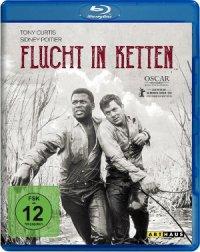 Flucht in Ketten - Blu-Ray-Cover