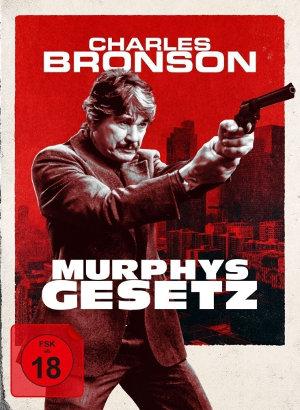Murphys Gesetz - Blu-Ray-Cover | Krimi mit Charles Bronson