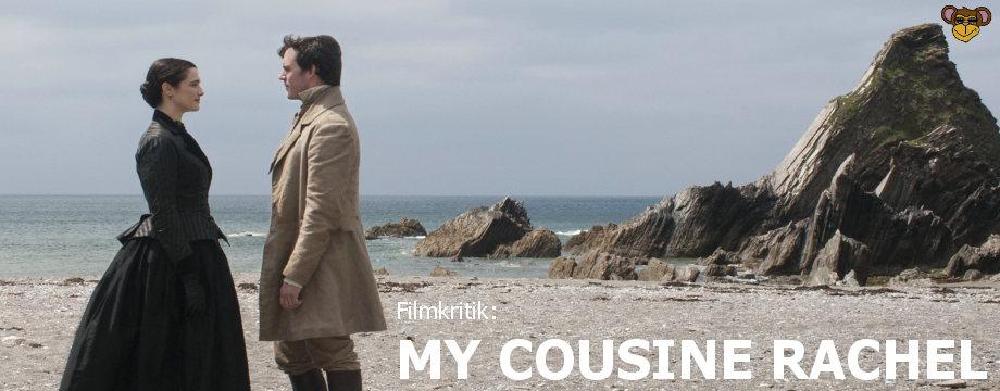 My Cousine Rachel - Review   Filmrkitik zu MEINE COUSINE RACHEL