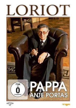 Papa ante Portas - DVD-Cover
