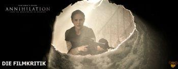 Auslöschung Annihilation - Review / Kritik | mit Nathalie Portman und Oscar Iscaac auf Netflix