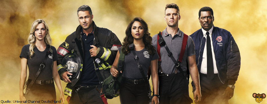 Chicago Fire - Preview zur 6. Staffel auf Universal Channel