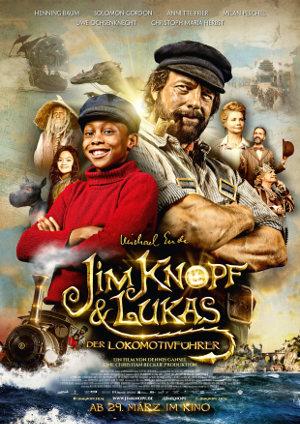 Jim Knopf und Lukas der Lokomotivführer - Poster 2 | Filmkritik