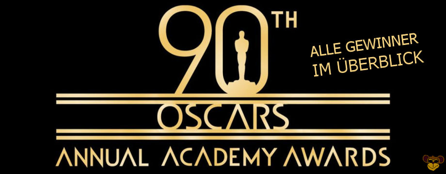 Oscars 2018 - Alles Gewinner | All Nominies & Award Winners