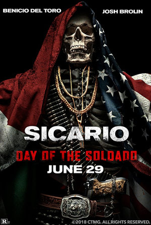 Sicario 2 - Teaser | Thriller