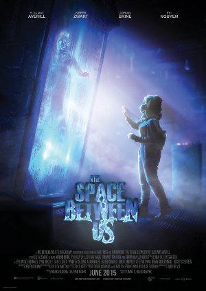 The Space Between Us - Poster   Ein Film von Marc S. Nollkaemper