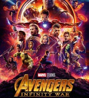 Avengers - Infinity War - Poster