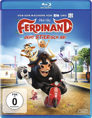 Ferdinand - Blu-Ray-Cover