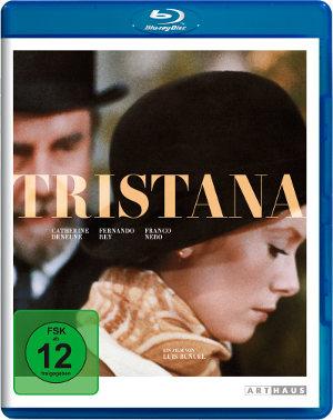 Tristana -BluRay-cover | im Handel erhältlich