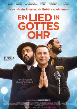 Ein Lied in Gottes Ohr - Poster | musikalische Komödie