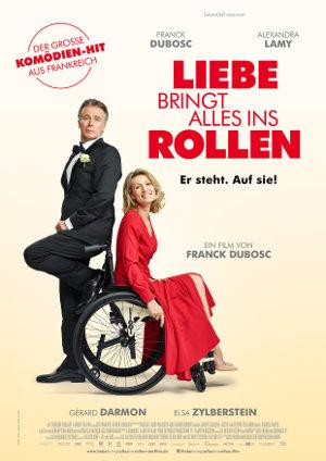 Liebe Bringt Alles Ins Rollen - Poster   Romantische Komödie