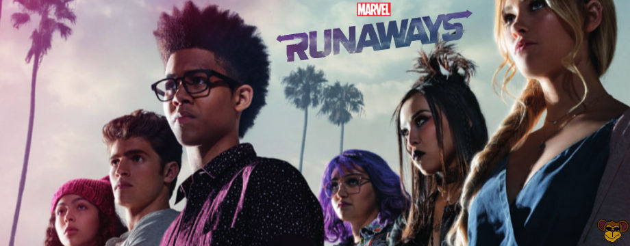 Marvels Runaways - Season 1 - Review | Start der Serie auf dem Sci-Fi Channel
