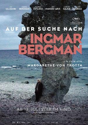 Auf der Suche nach Ingmar Bergman - Poster | Dokumentarfilm