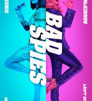 Bad Spies - Poster | Actionkomödie, Buddy Cop Movie