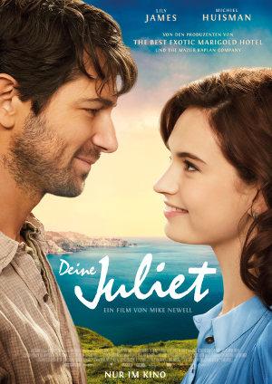 Deine Juliet - Poster   Romanze
