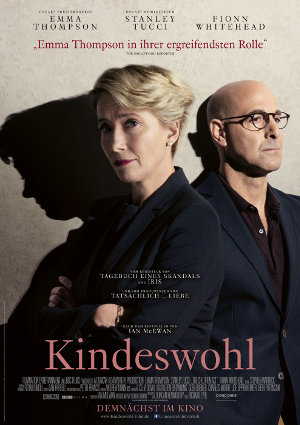 Kindeswohl - the act of Children - Poster   Drama