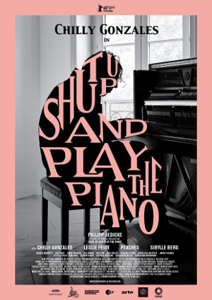 Shut up and play the Piano - Poster | Dokumentation
