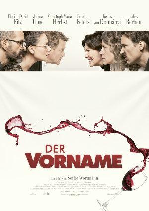 Der Vorname - Poster   Komödie