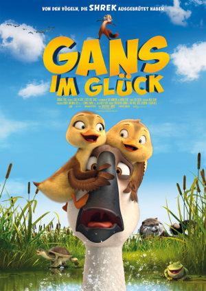 Gans im Glueck - Poster | Animationsfilm