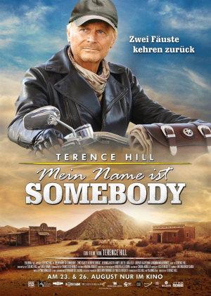 Mein Name ist Somebody - Poster | Ein Film von und mit Terence Hill