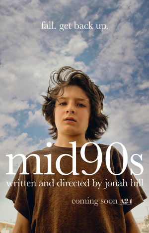 Mid90s - Teaser | a Film by Jonah Hill; source A24