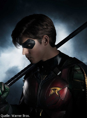 Titans - Teaser | DC Series about Sidekick-Heroes