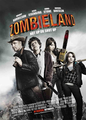 Zombieland - Poster | (c) Sony Pictures