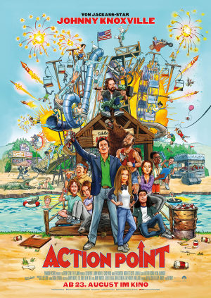 Action Point - Poster | Komödie with Johnny Knoksville