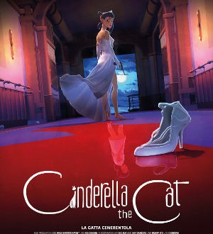 Cinderella the Cat - Poster | Animationsfilm, Thriller