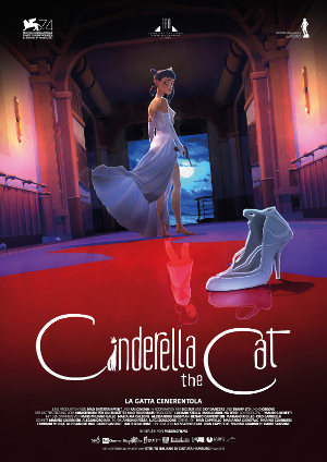 Cinderella the Cat - Poster | Animationsfilm, Thriller