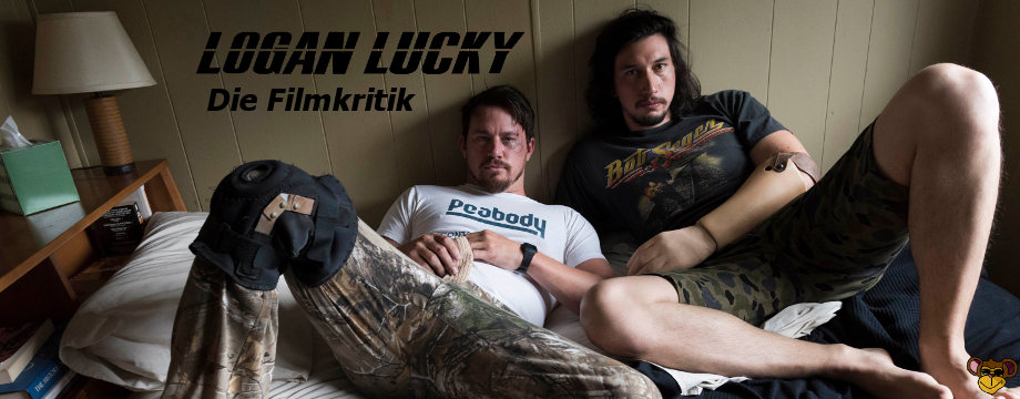 Logan Lucky - review | Heist Movie with Channing Tatum and Adam Driver