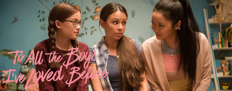 To all the boys ive loved before - review | Liebesbriefe, drei Freundinnen