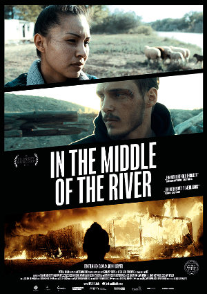 n the middle of the River - Poster   Drama