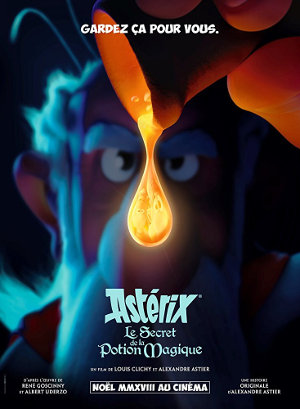 Asterix und das Geheimnis Zaubertranks - Teaser