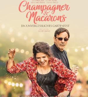 Champagner und Macarons - Poster | Komödie über exklusive Gartenparty voller Probleme