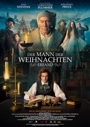 Charles Dickens - Der Mann der Weihnachten erfand - Poster | Biopic