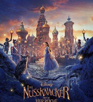 Der Nussknacker und die vier Reiche - Poster | Fantasy Märchen von Disney