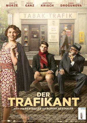 Der Trafikant - Poster | Romanverfilmung
