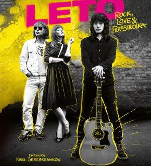 Leto - Poster | Musikfilm aus Russland
