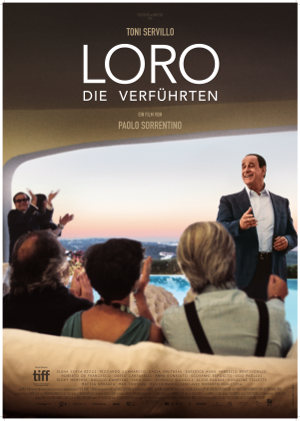Loro - die Verführten - Poster | Komödie, Satire