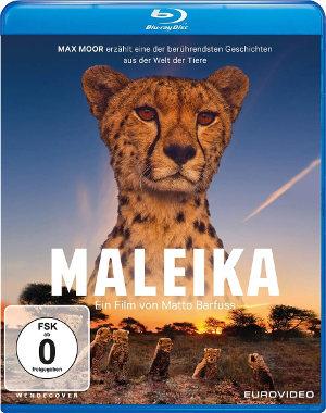 Maleika - BluRay-Cover | Dokumentarfilm von Matto Barfuss