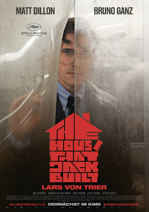 The House that Jack built - Poster | Thriller von Lars von Trier