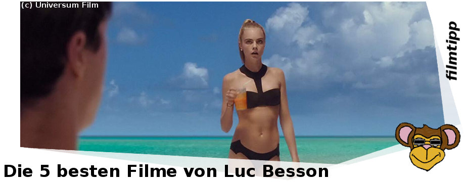 Die fünf besten Filme von Luc Besson   Valerian - Die Stadt der tausend Planeten