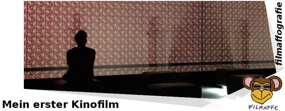 Filmaffografie #2: Mein erster Kinofilm
